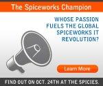Spiceworks Champion