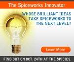 Spiceworks Innovator