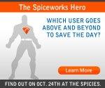 2008 Spiceworks Hero Award
